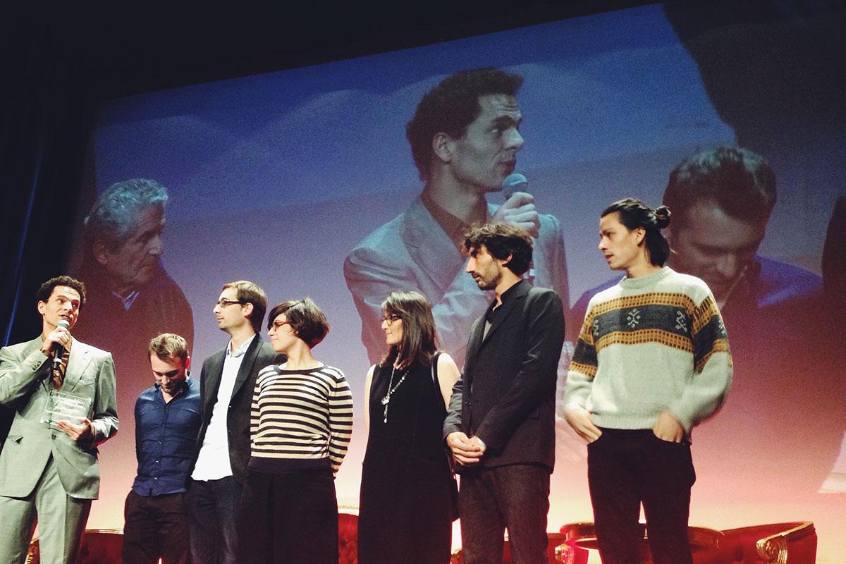 Blind Date - prix Assemblée des médias